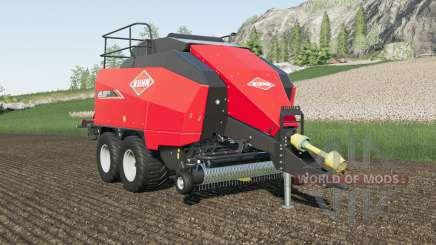 Kuhn LSB 1290 D bale size 14000 liters para Farming Simulator 2017