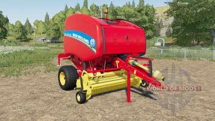 New Holland Roll-Belt 460 North American para Farming Simulator 2017