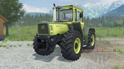 Mercedes-Benz Trac 1600 arbeiten scheibenwischer para Farming Simulator 2013