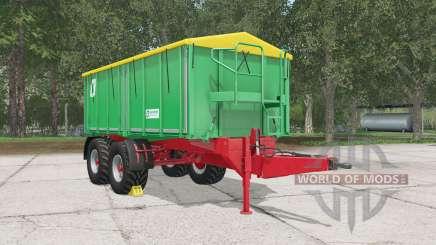 Kroger Agroliner TKD 302 para Farming Simulator 2015