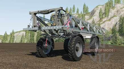 Hardi Rubicon 9000 capacity 40000 liters para Farming Simulator 2017