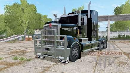 Kenworth T908 2008 para Farming Simulator 2017