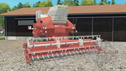 SK-6 Kolos luz de trabalho para Farming Simulator 2015