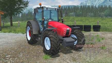 Mesmo Explorer3 105 sizzling red para Farming Simulator 2013