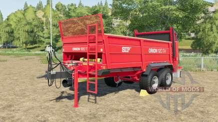 SIP Orion 120 TH tyre selection para Farming Simulator 2017