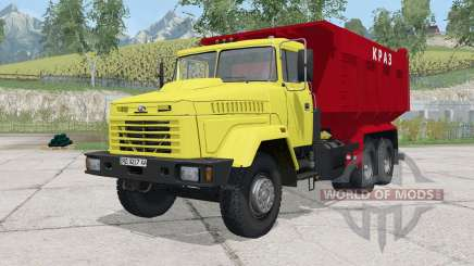 KrAZ-65055 para Farming Simulator 2015