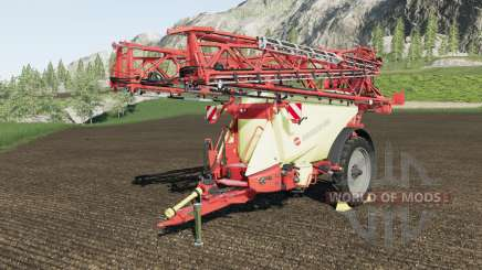 Hardi Navigator 6000 work speed 30 km-h para Farming Simulator 2017