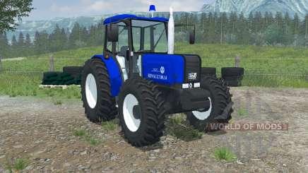 Renault 80.14 medium blue para Farming Simulator 2013