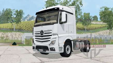 Mercedes-Benz Actros para Farming Simulator 2015