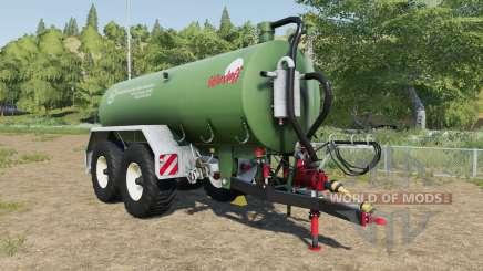 Wienhoff 20200 VTW added tire choice para Farming Simulator 2017