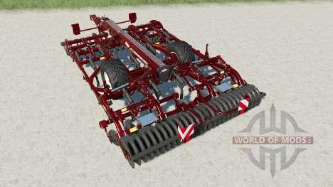 Kuhn Performer 4000 para Farming Simulator 2017