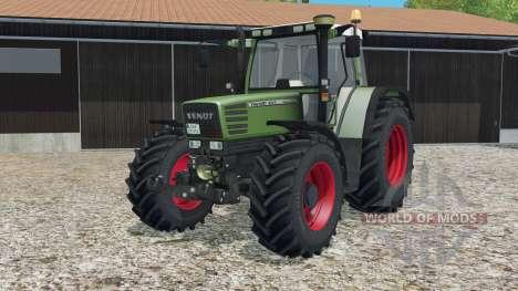 Fendt Favorit 515C Turbomatik para Farming Simulator 2015