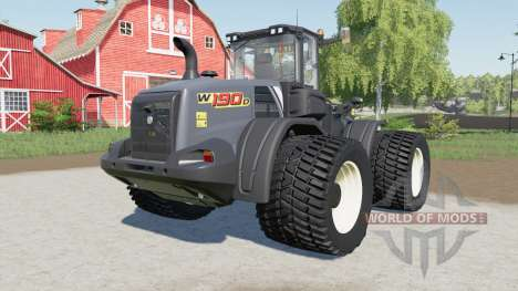 New Holland W190D para Farming Simulator 2017