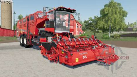 Ropa Tiger 6 XL para Farming Simulator 2017