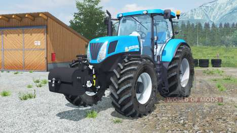 New Holland T7.220 para Farming Simulator 2013