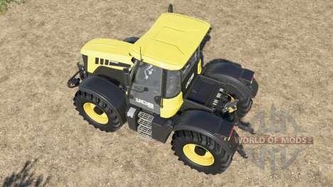 JCB Fastrac 3000 Xtra para Farming Simulator 2017