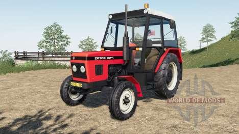 Zetor 6200 para Farming Simulator 2017