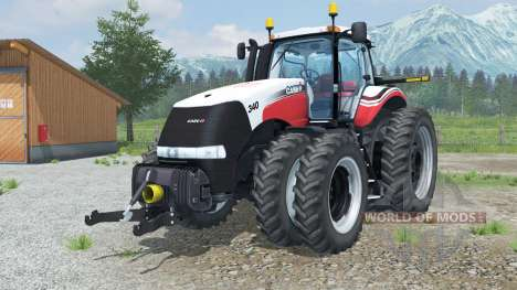 Case IH Magnum 340 25th aniversary para Farming Simulator 2013