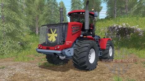 Kirovets K-9450 para Farming Simulator 2017