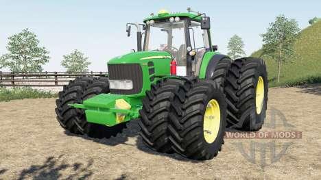 John Deere 7030 Premium para Farming Simulator 2017