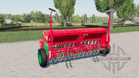 Unia Poznaniak DXL para Farming Simulator 2017