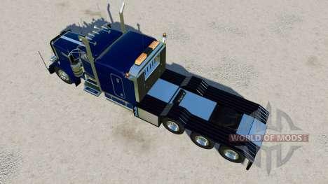 Peterbilt 389 Heavy para Farming Simulator 2017