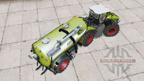 Kaweco Double Twin Shift para Farming Simulator 2015