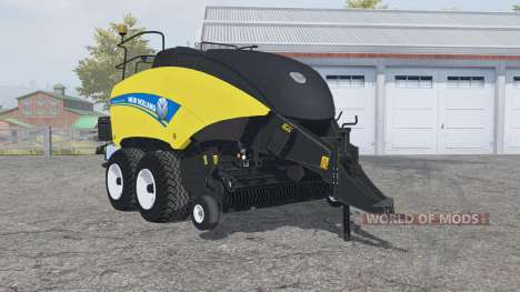 New Holland BigBaler 1290 para Farming Simulator 2013
