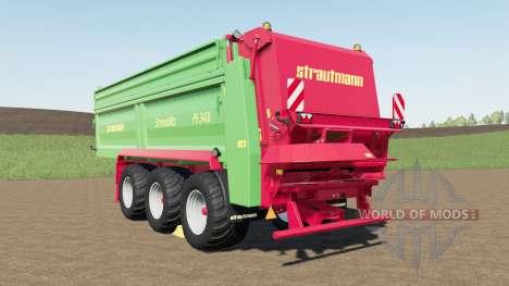 Strautmann PS 3401 para Farming Simulator 2017