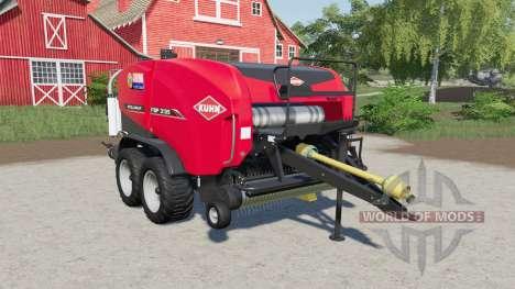 Kuhn FBP 3135 para Farming Simulator 2017