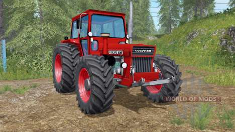 Volvo BM 810 Turbo para Farming Simulator 2017