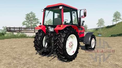 MTZ-Bielorrússia 1221.4 para Farming Simulator 2017