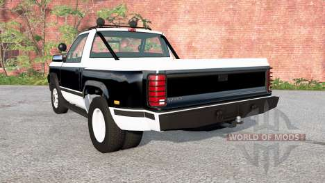Gavril D-Series Any Level Lift para BeamNG Drive