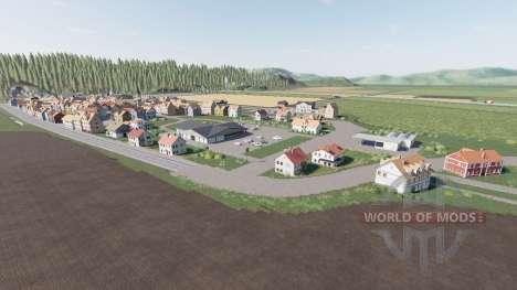 Falkland para Farming Simulator 2017