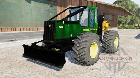 Jᴏhn Deere 548H para Farming Simulator 2017