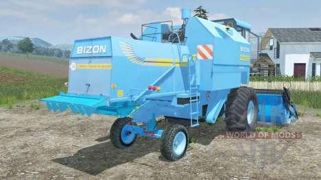 Bizon Rekorԁ Z058 para Farming Simulator 2013