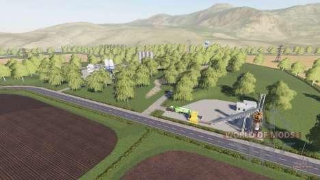 Sherwood Park Farm para Farming Simulator 2017