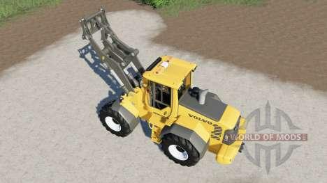 Volvo L-series para Farming Simulator 2017