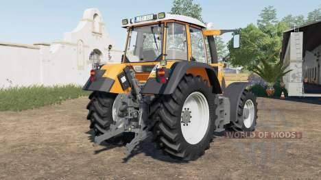 Fendt Favorit 700 Vario para Farming Simulator 2017