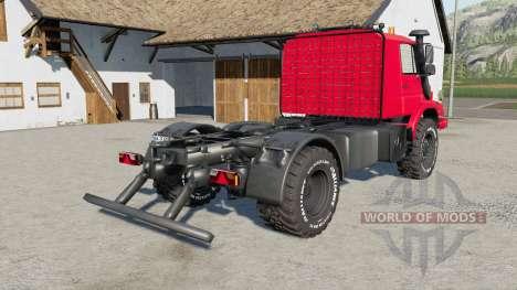 Mercedes-Benz Zetros AS 4x4 para Farming Simulator 2017