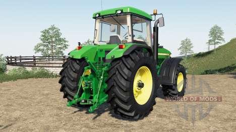 John Deere 8410 para Farming Simulator 2017
