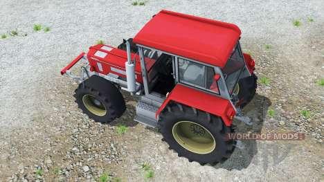 Schluter Super 1500 TVL Special para Farming Simulator 2013