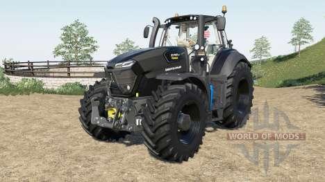 Deutz-Fahr 9340 TTV Warrior para Farming Simulator 2017