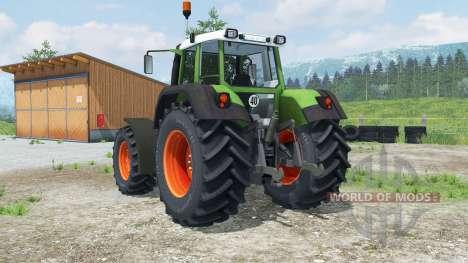 Fendt Favorit 926 Vario para Farming Simulator 2013
