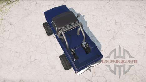 Ford F-150 Regular Cab Styleside 1979 para Spintires MudRunner