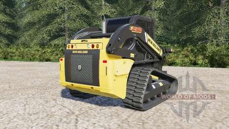 New Holland C232 para Farming Simulator 2017