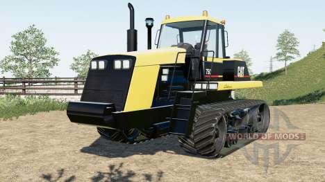 Caterpillar Challenger 75C para Farming Simulator 2017
