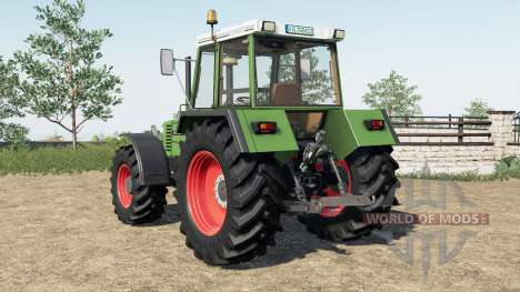 Fendt Favorit 600 LSA Turbomatik E para Farming Simulator 2017