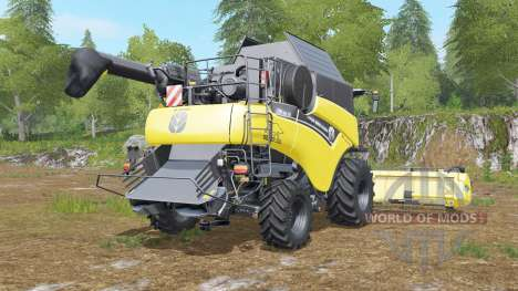 New Holland CR-series para Farming Simulator 2017