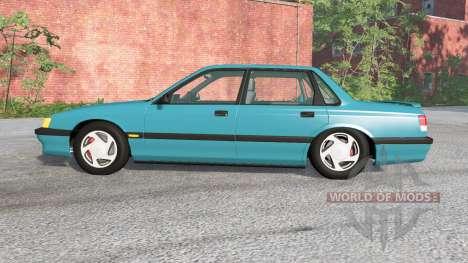 Ibishu Pessima 1988 Diesel para BeamNG Drive